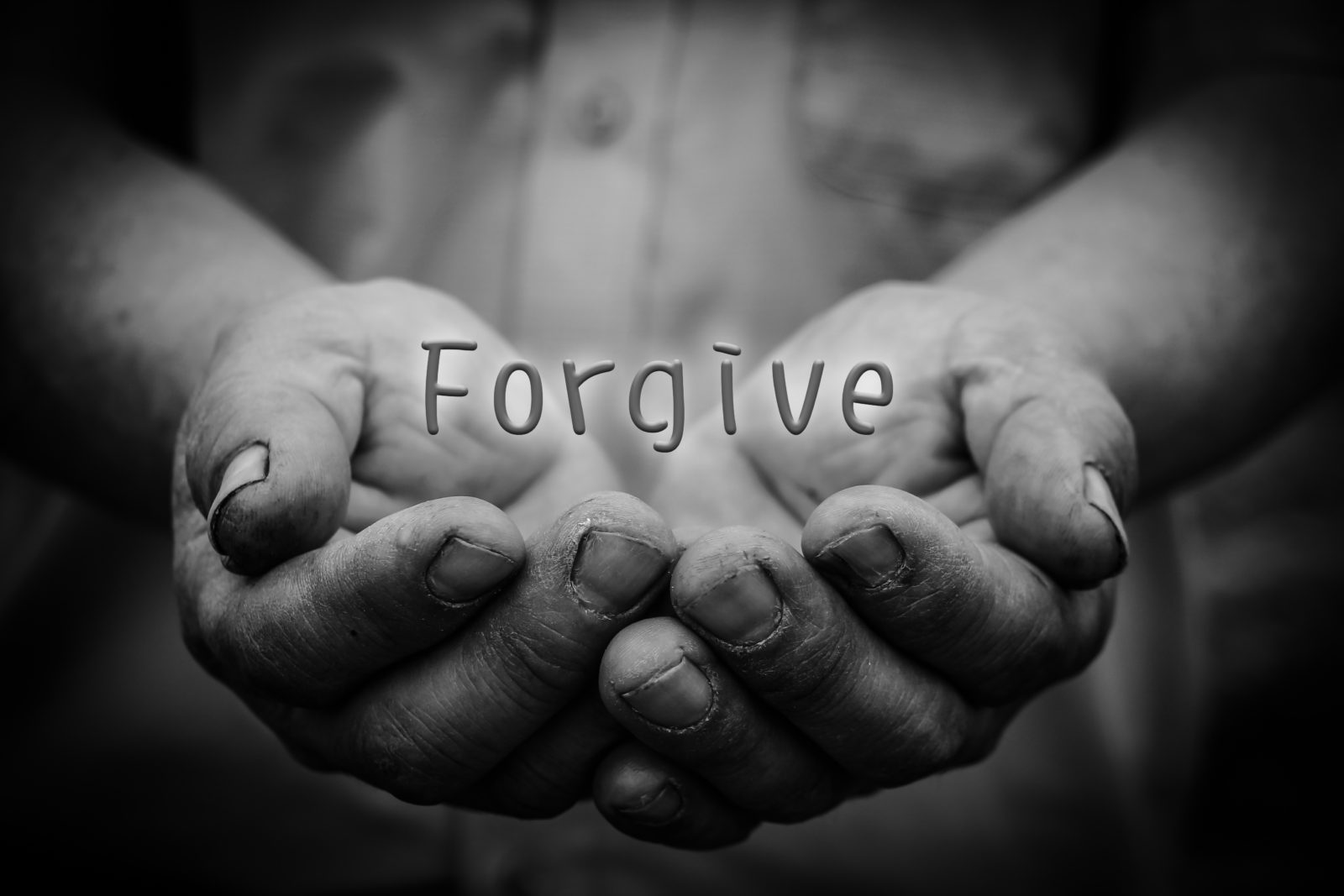 An Inconvenient Truth About Forgiveness Susan Hill